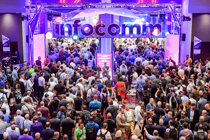 Celebrate with AVI Systems at Infocomm 2019 - Booth #4449