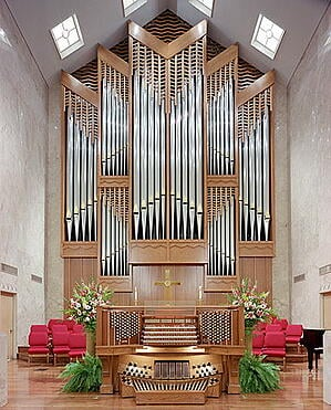 Moody Methodist | AVI Systems