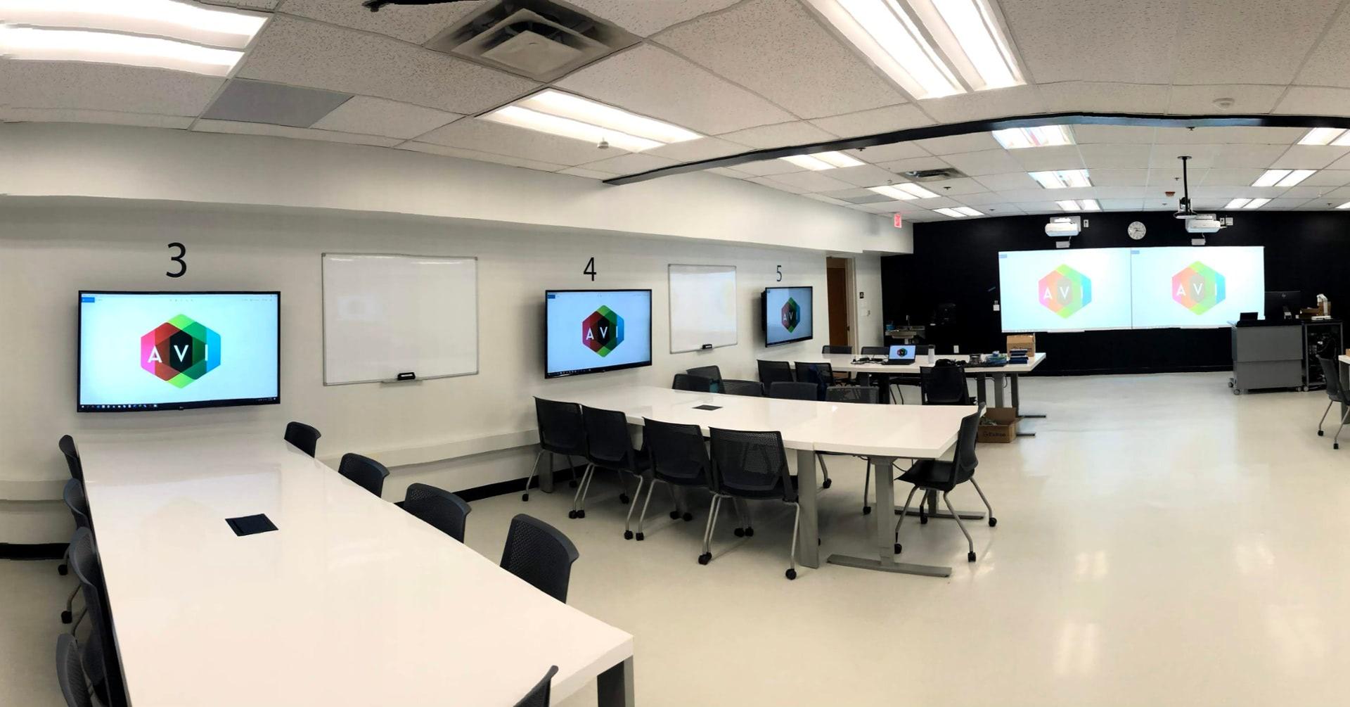 CSU-Long Beach_Distance Learning Classroom_2020