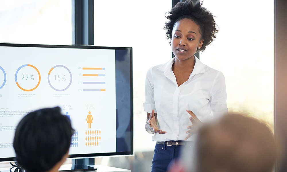 A Guide to Selecting the Right Tech for Training and Presentation Rooms