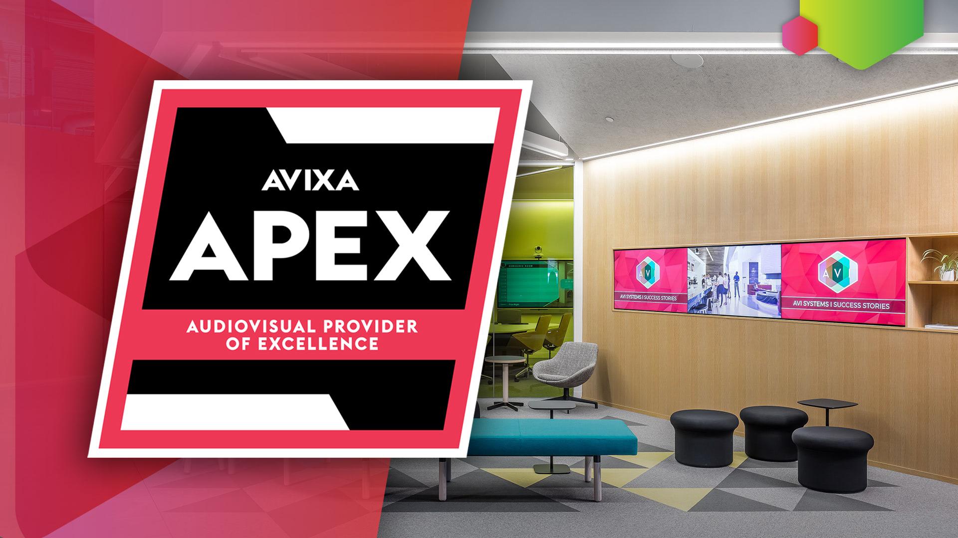 AVI Systems Earns AVIXA's 'AV Provider of Excellence' Designation