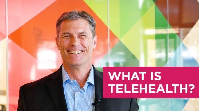 What is telehealth? Told by AVI's Mike Zimmer [Video]