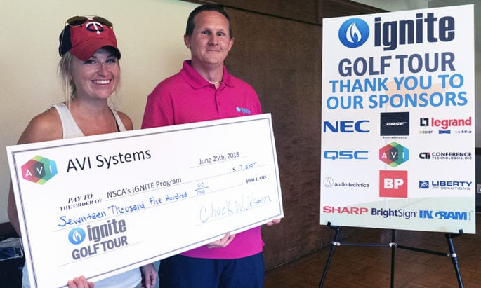 NSCA Raises Funds to Address the Workforce Shortage