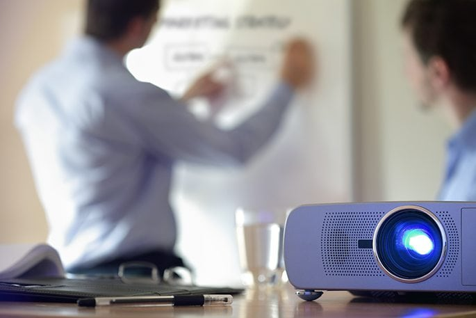 5 Reasons Why Your Office Needs a Projector
