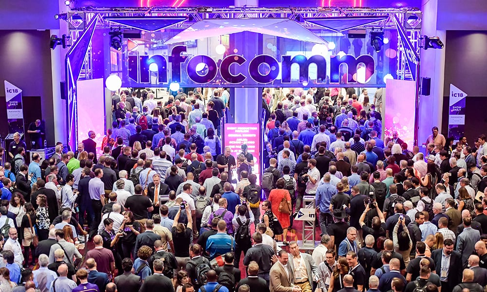 InfoComm 2018 Takeaways: Best Gear, Emerging Trends, About the Show
