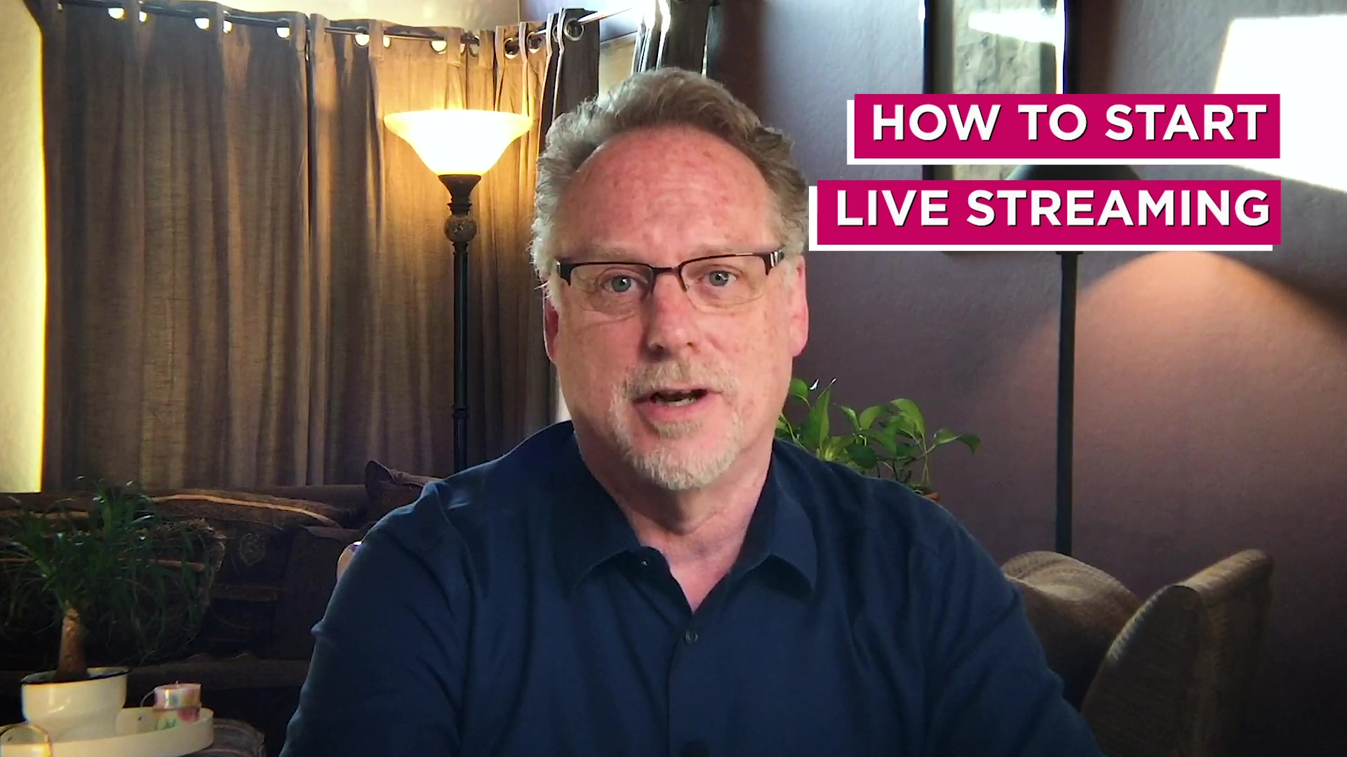 How To Start Live Streaming Today